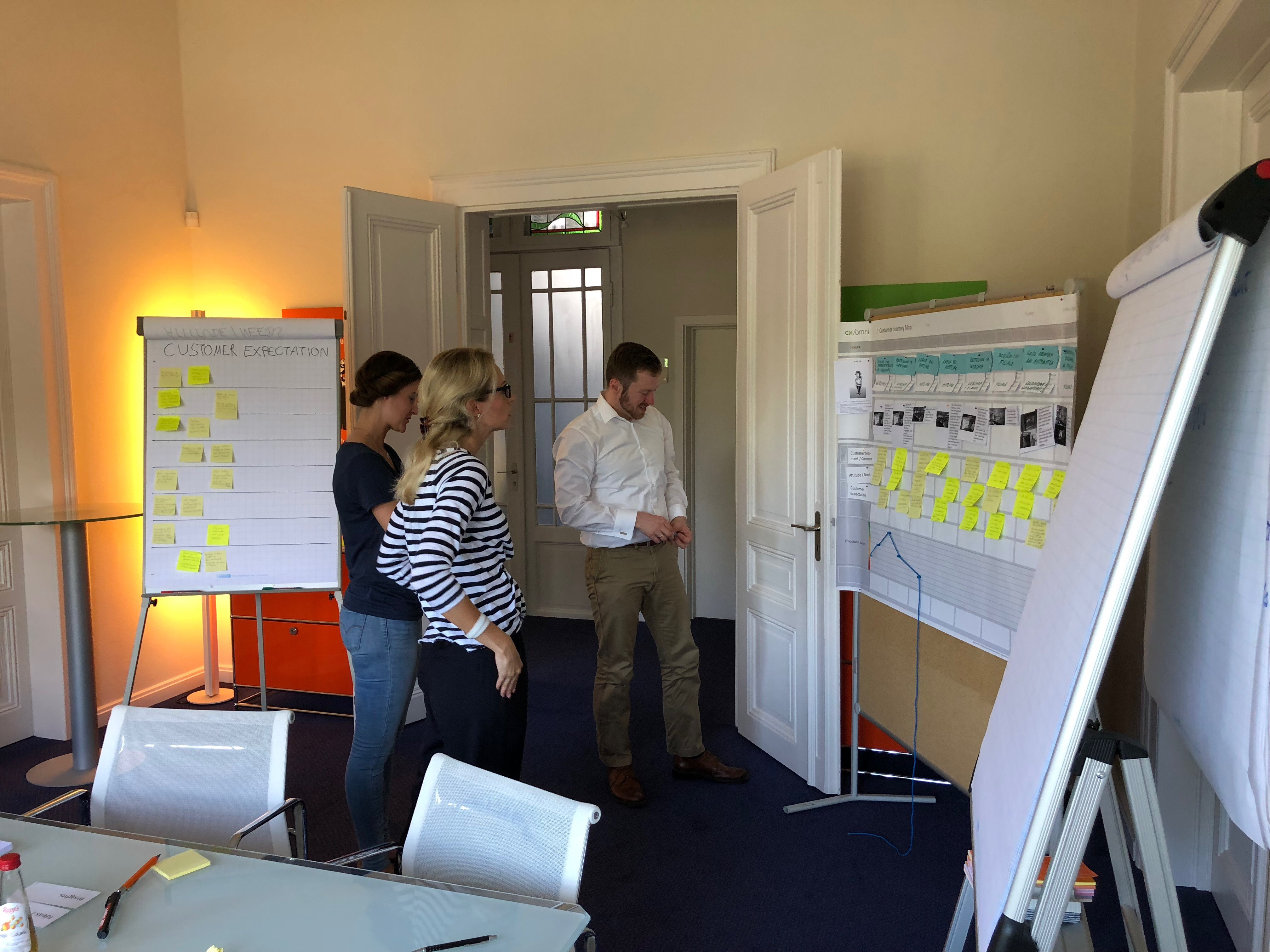 Customer Journey Workshops – Bindeglieder zwischen Customer Experience Strategie und Agilität